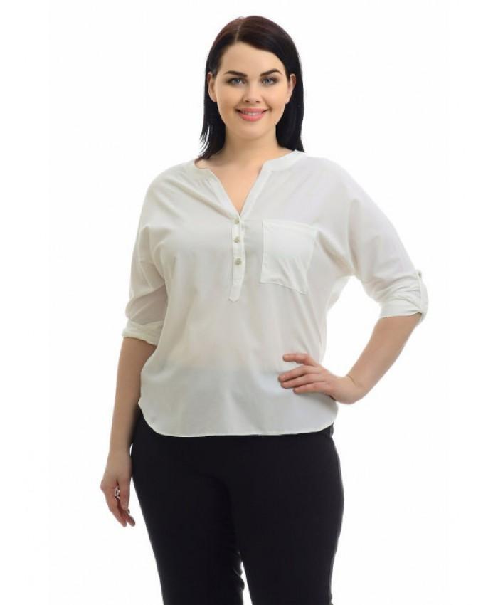 Блуза Grace white