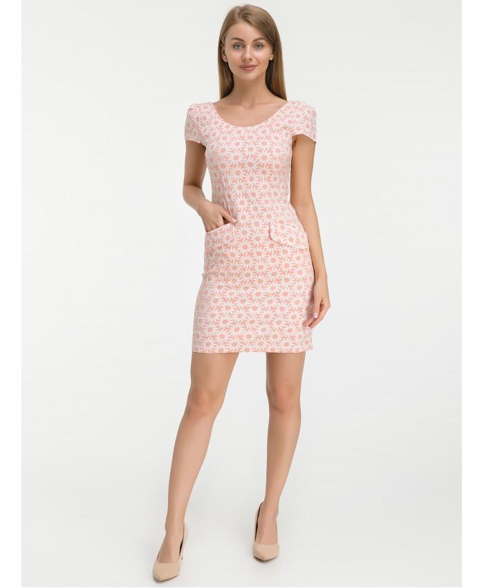 Платье 4316 pink