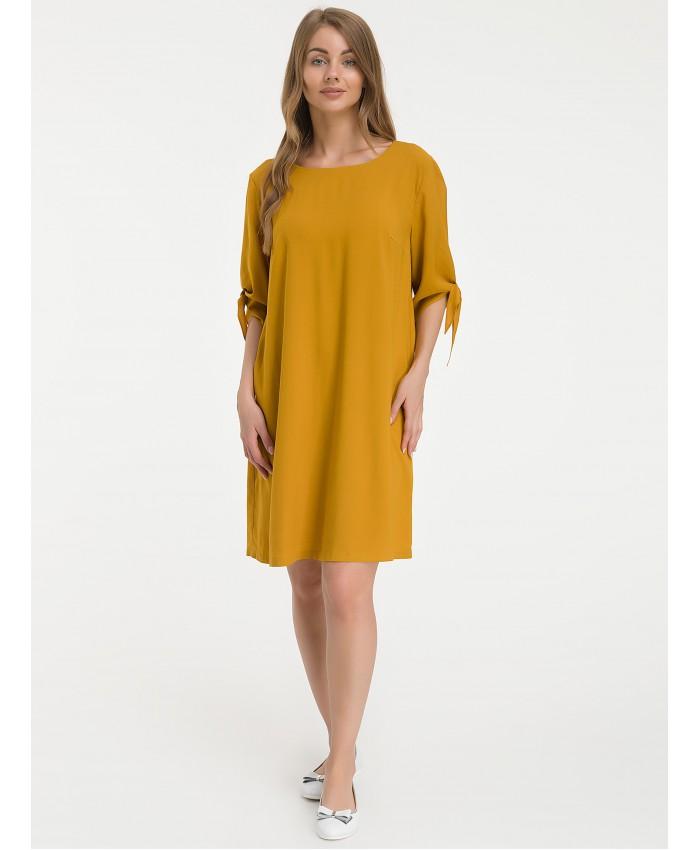 Платье   881 yellow