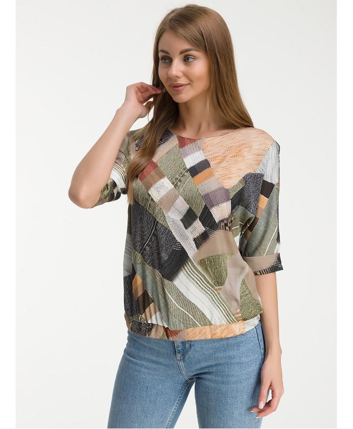 Блуза   А681.2 green