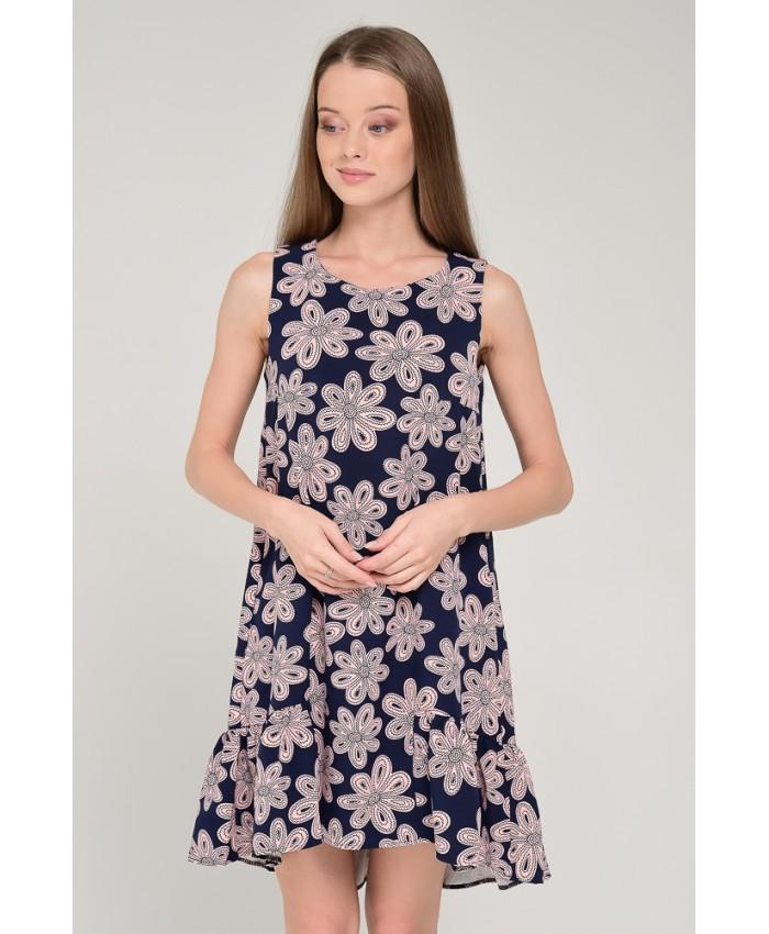 Платье Cassandra midnight blue