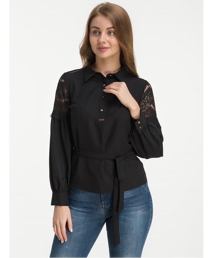 Блуза  black А734