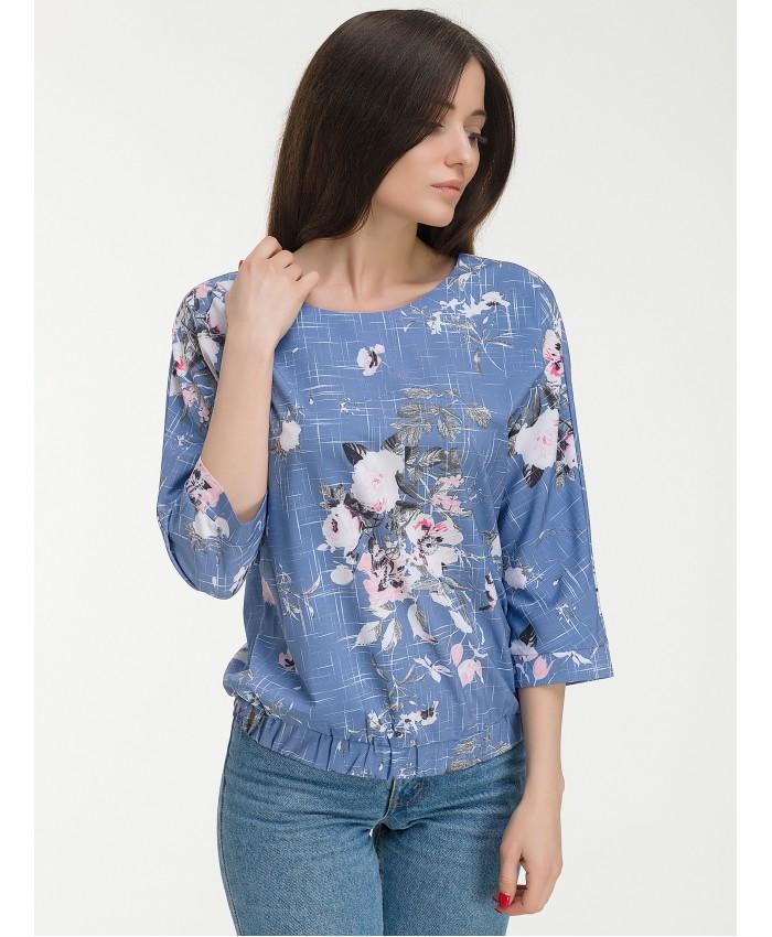 Блуза А681.2 Blu
