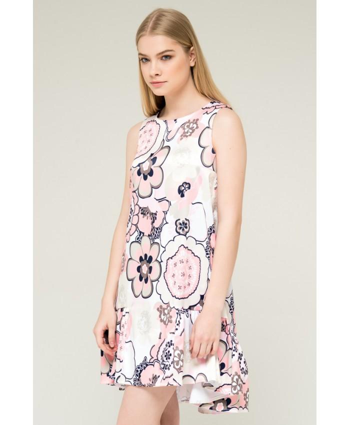 Платье Cassandra pink flower